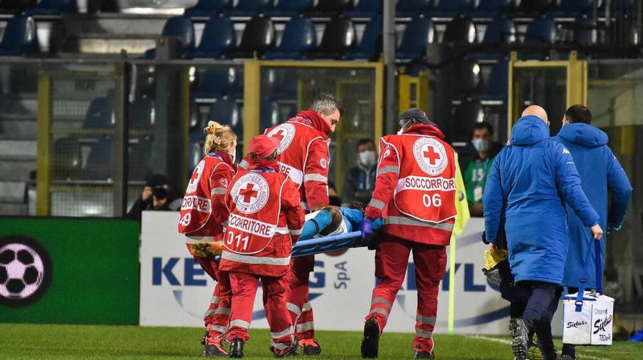 Nach Schock-Szene in der Serie A: So geht es Osimhen