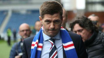 Gerrard handed tough start with Rangers