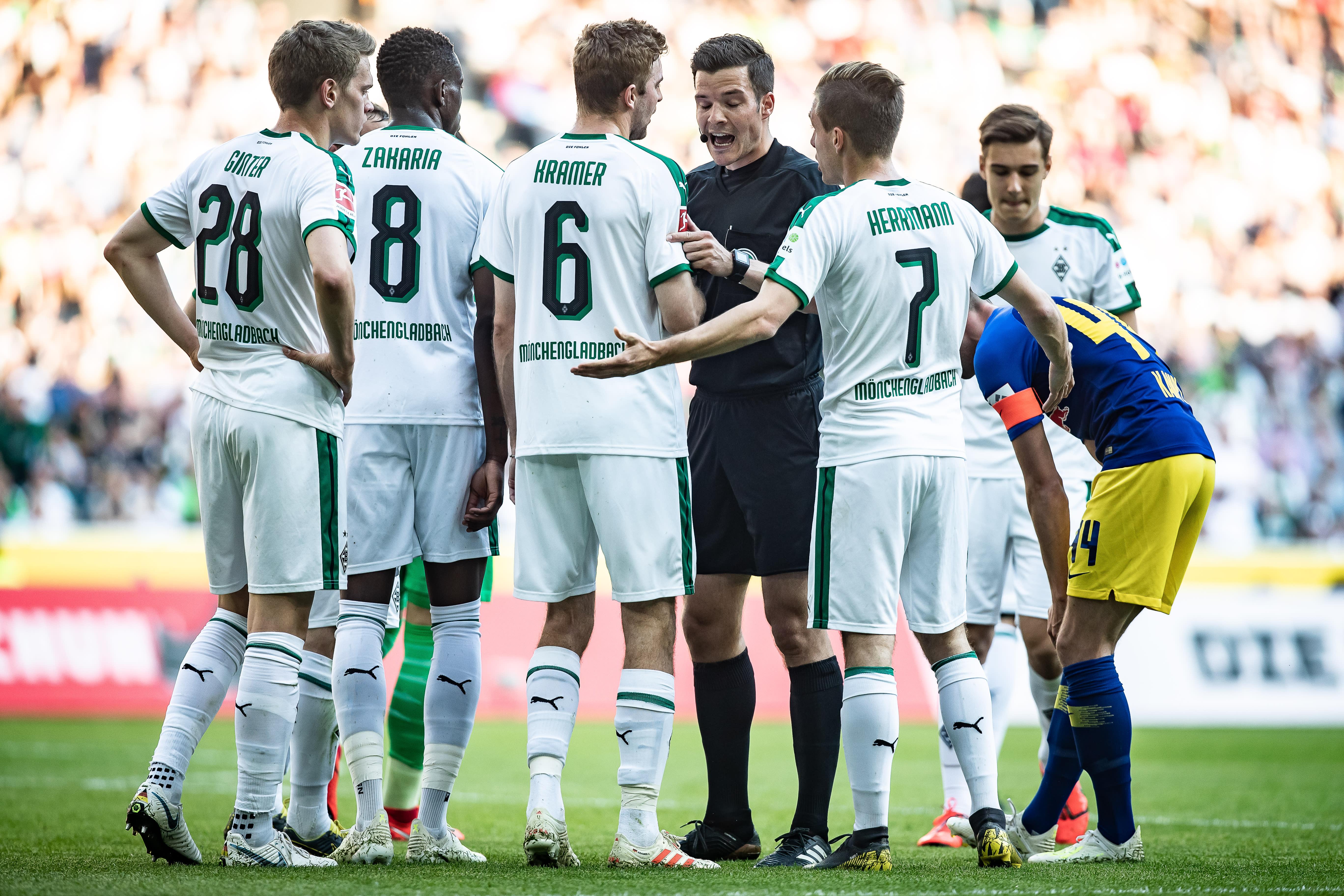 Bundesliga Gelbe Karten