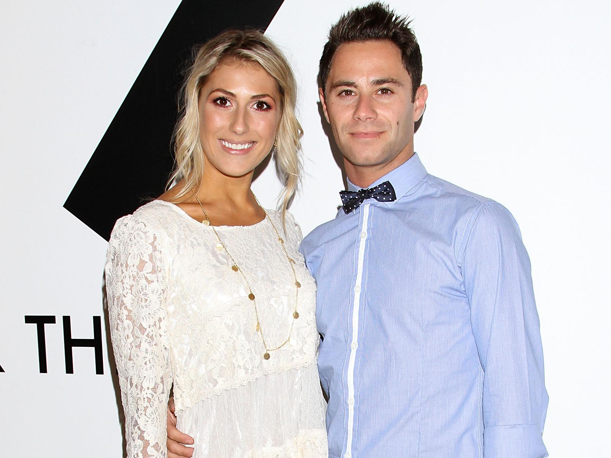 emma dancing with the stars dating Almost a year to the day since he first walked into kym johnson's studio, her former dancing with the stars.