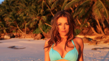 From Elizabeth Hurley to Halle Berry, celebrities over 50 rock summer's hottest bikinis