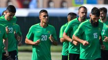 Sainsbury, coach's son-in-law, eyes Socceroos captaincy