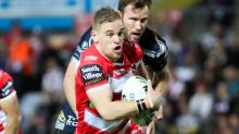 Superb try for debutant helps Dragons reclaim top spot
