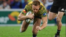 Superboot Hodge goes bang for Wallabies