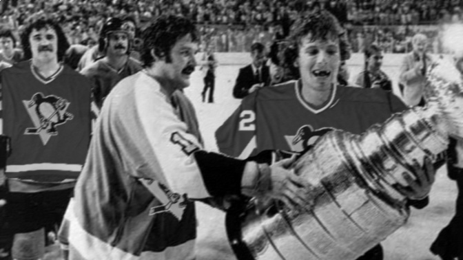 What if ... the Penguins drafted Bobby Clarke?
