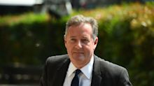 Piers Morgan 'had the day from Hell'
