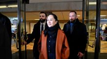 Lawyers for Huawei CFO call Canada prosecutor's arguments 'circular'