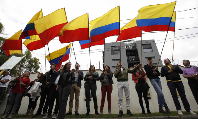 Colombia is conducting widescale illegal surveillance