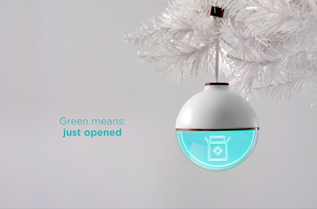 USPS made an ornament that displays package tracking updates (updated)