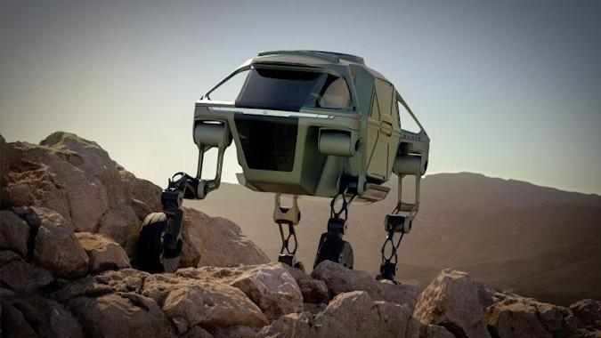 New Hyundai division to develop walking cars and other extreme mobility vehicles