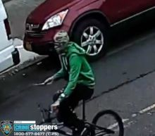 Asian delivery driver stabbed in the back in Brooklyn in latest possible hate crime