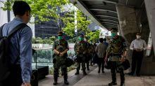 Hong Kong marks Tiananmen crackdown despite virus vigil ban