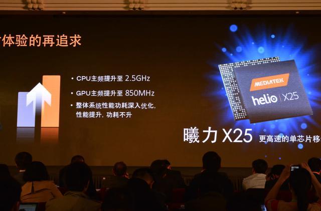 MediaTek's 10-core mobile chip hits the market next month