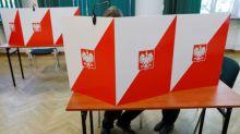 Poland's ruling eurosceptics score modest gains in local vote, lose Warsaw