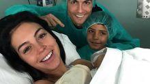 Cristiano Ronaldo, padre por cuarta vez: ¡nace la pequeña Alana Martina!