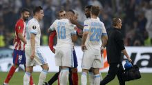 Marseille's hopes dented when Payet limped off injured