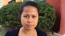 Filipino community awaits news after deadly typhoon