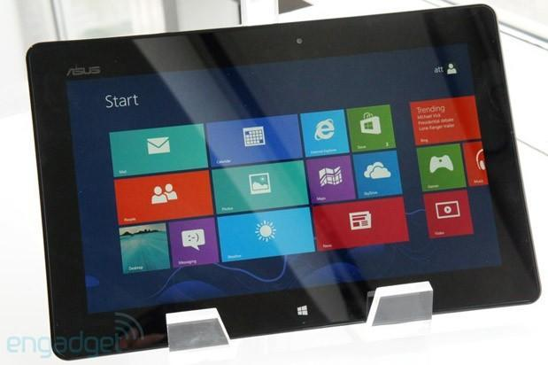 ASUS VivoTab RT 10.1-inch Windows 8 RT tablet comes to AT&T later this year, we go hands-on (update: now with video!)