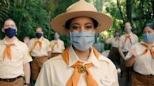 Disney World se la pega con su anuncio para celebrar su reapertura