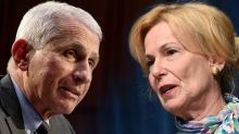 Dr. Fauci defends Dr. Birx's actions fighting COVID under Trump: 'Cut her some slack'