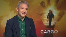 Cargo star Martin Freeman explains his multiculturalism criticism (exclusive)