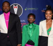 Gabrielle Union and Dwyane Wade said their transgender daughter Zaya is 'wildly inspiring'