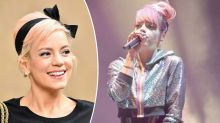 Lily Allen had the best reaction after trolls shared explicit pics of her