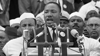 How MLK ad-libbed 'I Have a Dream' speech