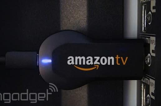 Amazon's streaming device is reportedly a dongle with gaming support (update: April release?)