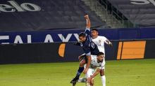 Post Match   Vancouver Whitecaps fall to L.A Galaxy