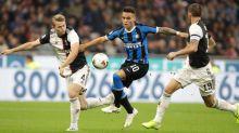 Barcelona Akui Memantau Penyerang Inter Milan