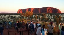 Uluru locals angered by tourists 'defecating, urinating and discarding nappies' on sacred rock