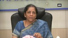 Everything is going smoothly: FM Sitharaman on mergers of banks