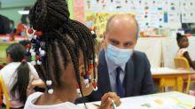 """Coronavirus: selon Jean-Michel Blanquer, """"nous rouvrons plus d'écoles que nous en fermons"""""""