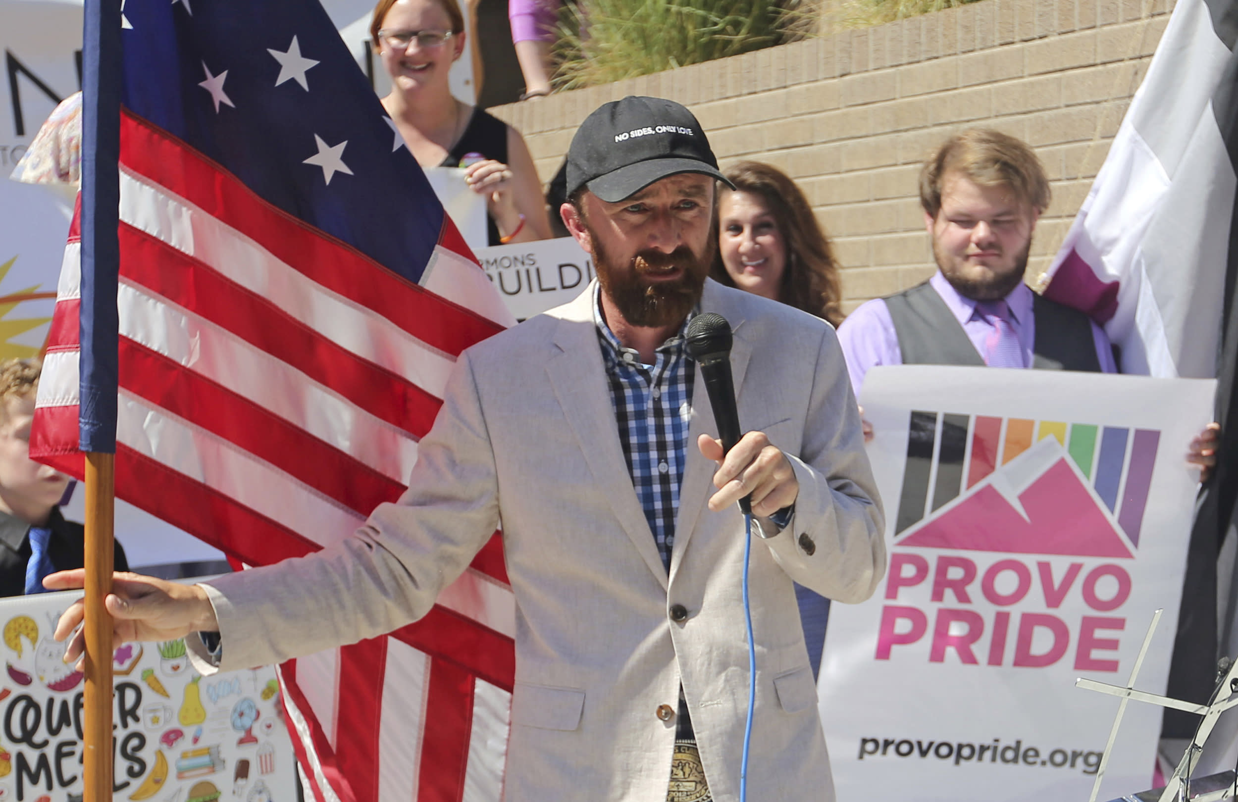 Utah Republican who came out as gay loses re-election bid