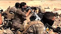 Kurdish Fighters Attempt To Reclaim Territory Seized By Isis