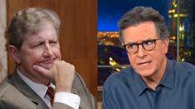Stephen Colbert blasts 'idiot' Sen. John Kennedy for remarks following Boulder shooting