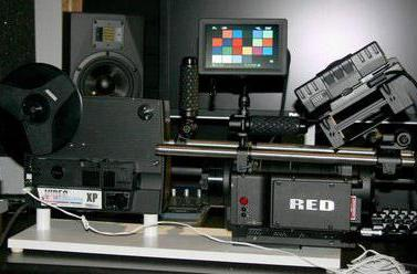 RED ONE camera gets wrangled into Super 8 telecine system