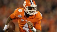 Clemson's Deshaun Watson driven by 'trophy nobody votes on' after another Heisman miss