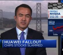Why this analyst is buying chip stocks during Huawei fallout