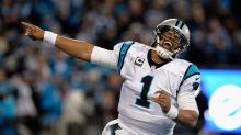 Cam Newton played through injured shoulder 'to set a good standard'