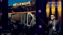 Wish Bus in Hollywood, to help introduce OPM talents to international scene