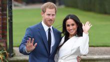 Meghan und Harry als lebensgroße Torte: Ein königliches Paar zum Vernaschen