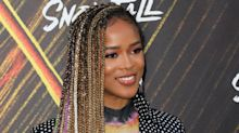 'Empire' star Serayah swears by this $7 beauty product to keep her skin cool on hot days