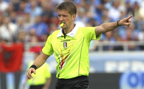 """Orsato racconta Borussia-Monaco: """"Mi ha ricordato la finale Napoli-Fiorentina"""""""