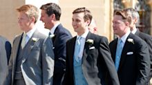 Royal baby Archie's godfather named as Prince Harry's school friend Charlie van Straubenzee