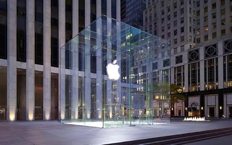 Apple Store almost worth as much as the White House