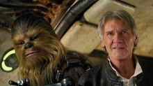 Harrison Ford was shocked by Han Solo's comeback in Star Wars: The Rise of Skywalker