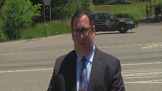 Attorney for tipster Anthony Zerilli says Jimmy Hoffa's body is under cement slab that was part of barn
