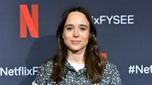 """Ellen Page relata cansaço após ter se assumido lésbica: """"é uma m****"""""""